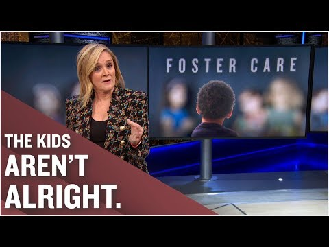 Why Foster Care is Broken and How to Fix it   Full Frontal on TBS