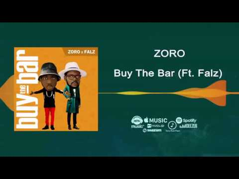 Zoro ft Falz - Buy The Bar [Official Audio] | Freeme TV