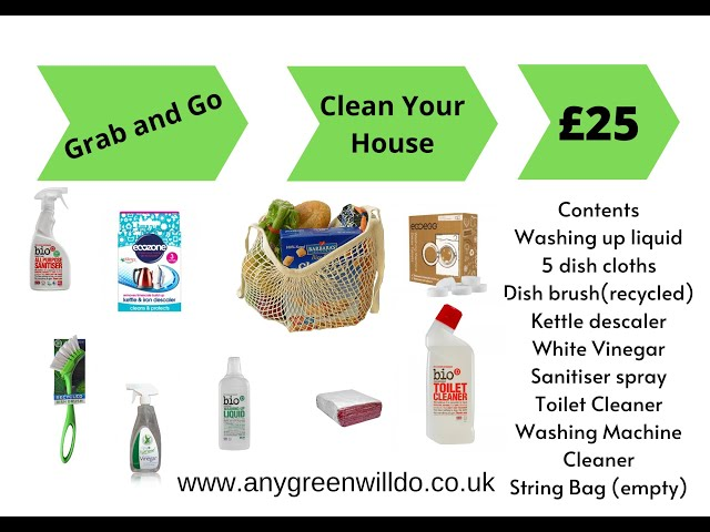 Grab and Go Bag   9 easy ways to switch to a healthier lifestyle, all in 1 bag and all for £25!