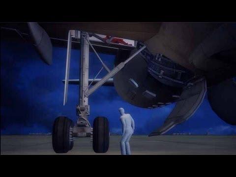 飛行機から遺体発見 モスクワ