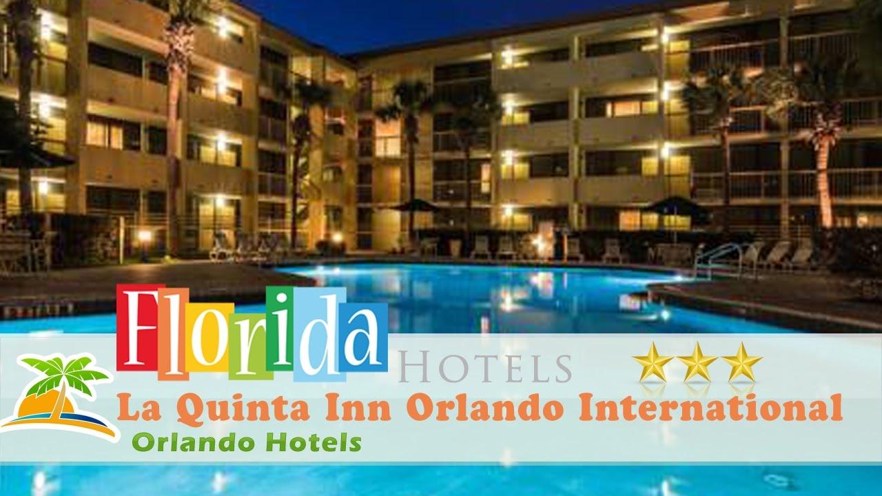 La Quinta Inn Orlando International Drive Hotels Florida