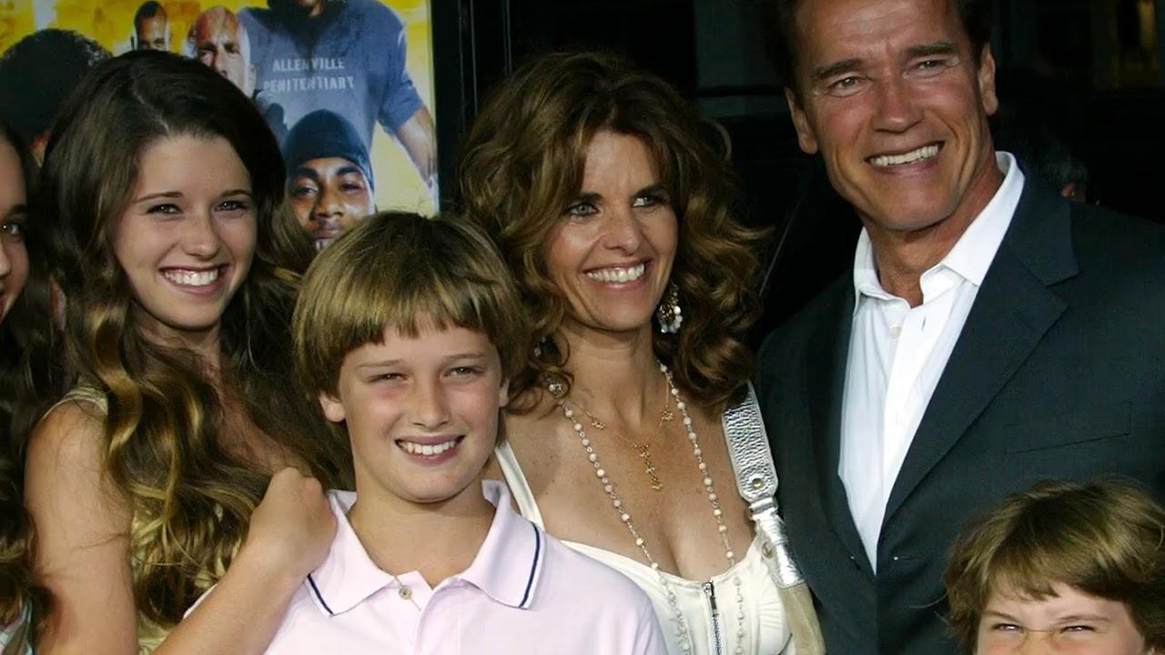 намного шварценеггер и его семья фото такие богатыри, откуда