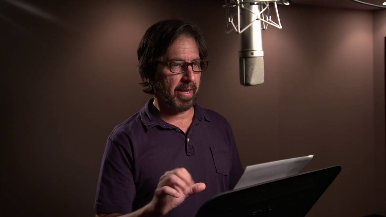 """Download Ice Age: Collision Course: Ray Romano """"Manny"""" Behind the Scenes Voice Recording"""