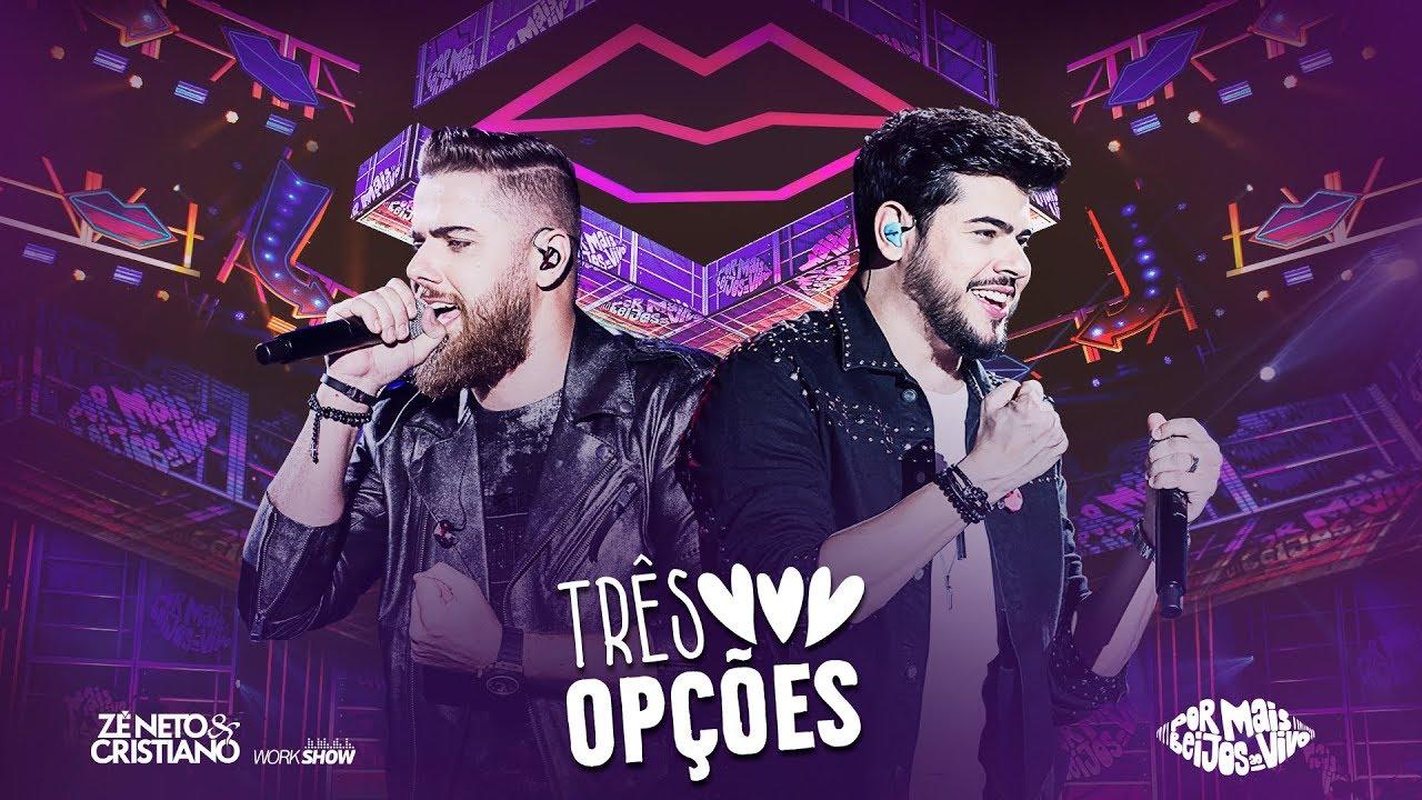 Download Zé Neto e Cristiano - TRÊS OPÇÕES - DVD Por mais beijos ao vivo