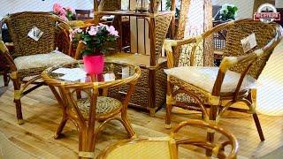 Мебель из ротанга в Сочи - магазин «Palma»(, 2016-03-27T12:50:38.000Z)