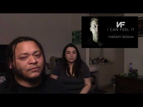 NF I Can Feel It (audio) Reaction