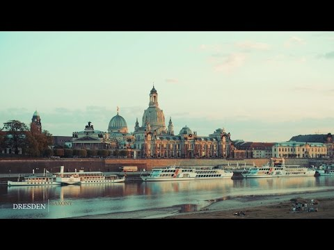 Dresden - 2016 City of Baroque Saxony Germany • Where Beauty Meets Art 4K