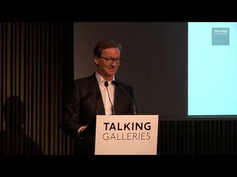 """The Global Gallery"" | Thaddaeus Ropac | Talking Galleries 2017"