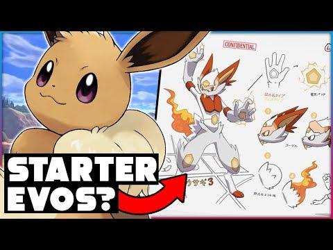 starter-pokemon-evolutions?-gigantamax-eevee?-new-rumor-for-pokemon-sword-and-shield!