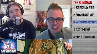 WINCLY (6/7): Jon Moxley Wins NJPW Gold, Brock Lesnar - MITB, More
