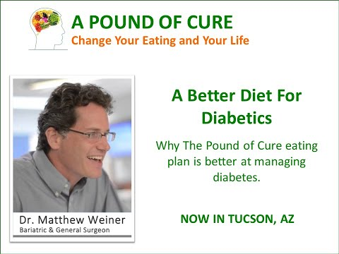 A Better Diet For Diabetics