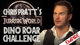'Guess The Dinosaur From The Roar' Quiz - Chris Pratt, Bryce Dallas Howard, Colin Trevorrow