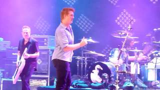 Them Crooked Vultures - Interlude with Ludes @ Royal Albert Hall, London - 22nd March 2010