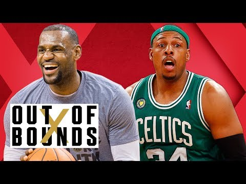 LeBron and the New-Look Cavs; Paul Pierce Greatest Celtic Scorer Ever? | Out of Bounds