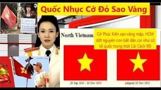 Đó quý anh chị em coi đi, cờ Phúc Kiến đấy mà HCM đem về làm cờ tổ quốc đấy!