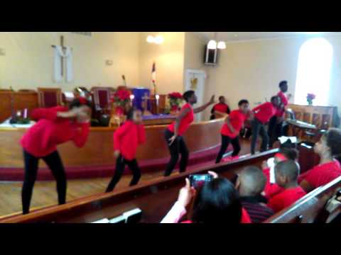 Hilliard Chapel Christmas Program