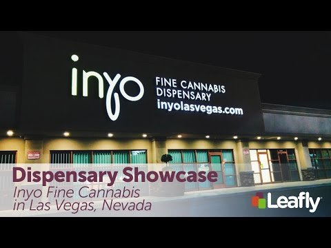 Dispensary Showcase: Inyo Fine Cannabis in Las Vegas, Nevada