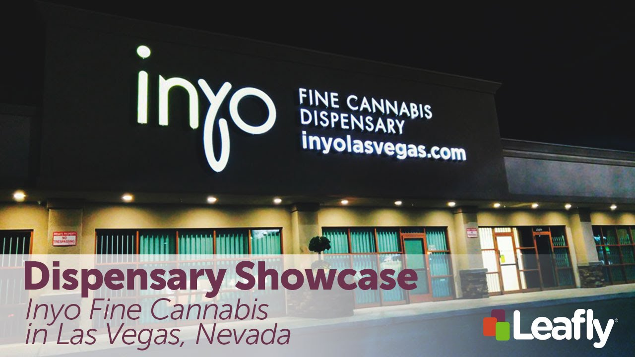 Las Vegas Dispensary | Best Marijuana in Vegas | Inyo Fine
