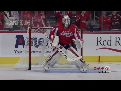 Braden Holtby-The Great Wall of Chinatown