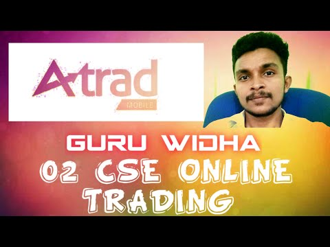 CSE Online Trading Platform (Atrade -02)