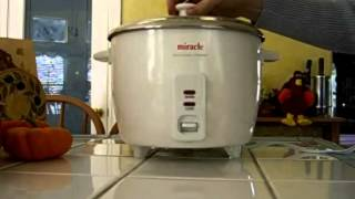 ─►Miracle Stainless Steel Rice Cooker Reviews?