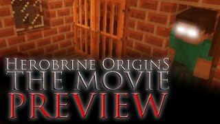 Herobrine Origins: The Movie - Preview (2016 Minecraft Film)