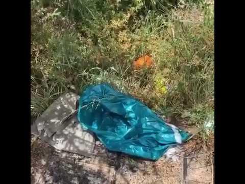 Denuncian la acumulación de basura en las inmediaciones de la Avenida Infanta Elena