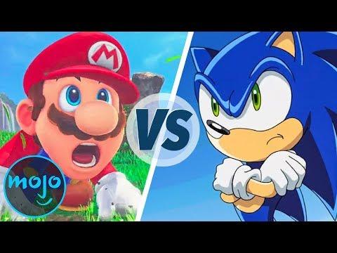 Top 10 Ultimate Geek Rivalries