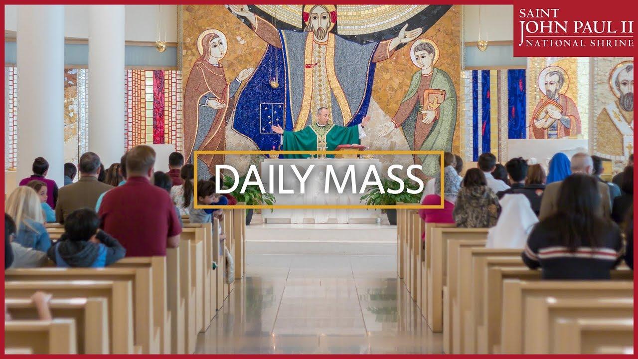 Daily Mass | July 3, 2020
