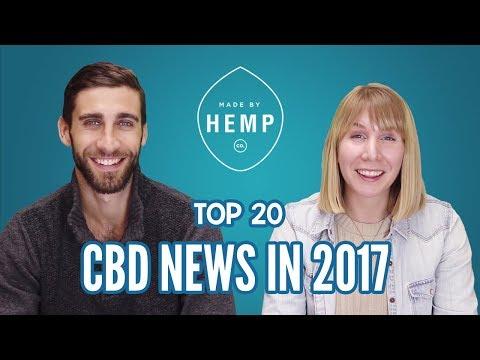 Top 20 CBD Stories of 2017