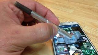 Cómo hacer tu stylus capacitivo para dispositivos móviles con menos de $1 dolar