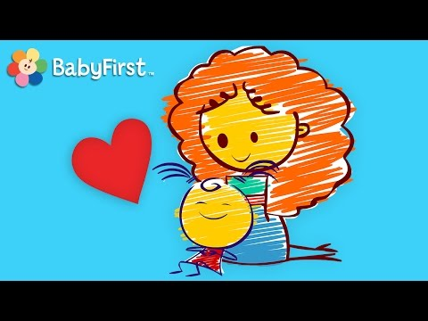 Family Song   Mommy Song   Nursery Rhymes for Children   We Love our Moms by BabyFirst