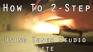 How To Make Your Car 2-Step (With Tuner Studio Lite)