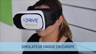 DRIVE INNOV - AUTO ECOLE DERNIÈRE GÉNÉRATION