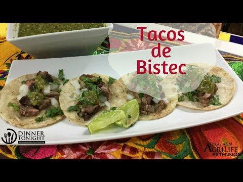 Recipe: How to Make Tacos de Bistec