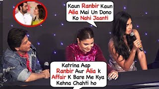 Katrina Kaif's SHOKING Reaction On Alia Bhatt & Ranbir Kapoor