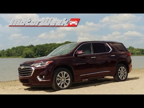 2018 Chevrolet Traverse | First Drive