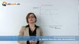 Biologie Abitur Grundlagen: Enzyme sind Biokatalysatoren