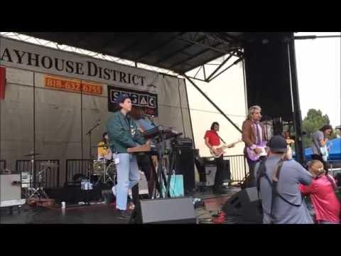 Hunny - Live at Make Music Pasadena 6/11/2016