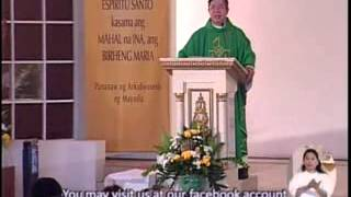 Sunday TV Healing Mass for the Homebound (July 26, 2015)