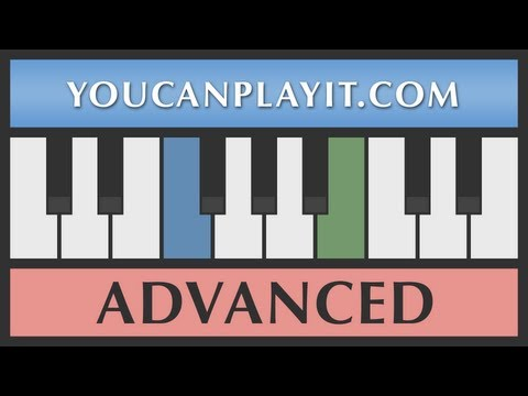 Beethoven - Moonlight Sonata - Piano Tutorial
