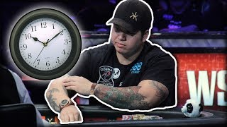 Calling the Clock on Jay Farber