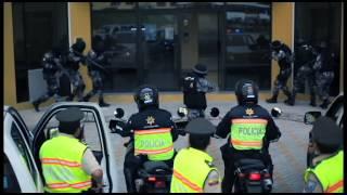 Nuevo sistema de Telecomunicaciones de la Policía Nacional del Ecuador