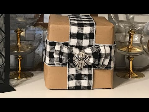 Great Gift wrap Challenge 2019