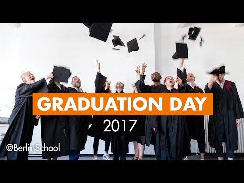 Berlin School Graduation 2017