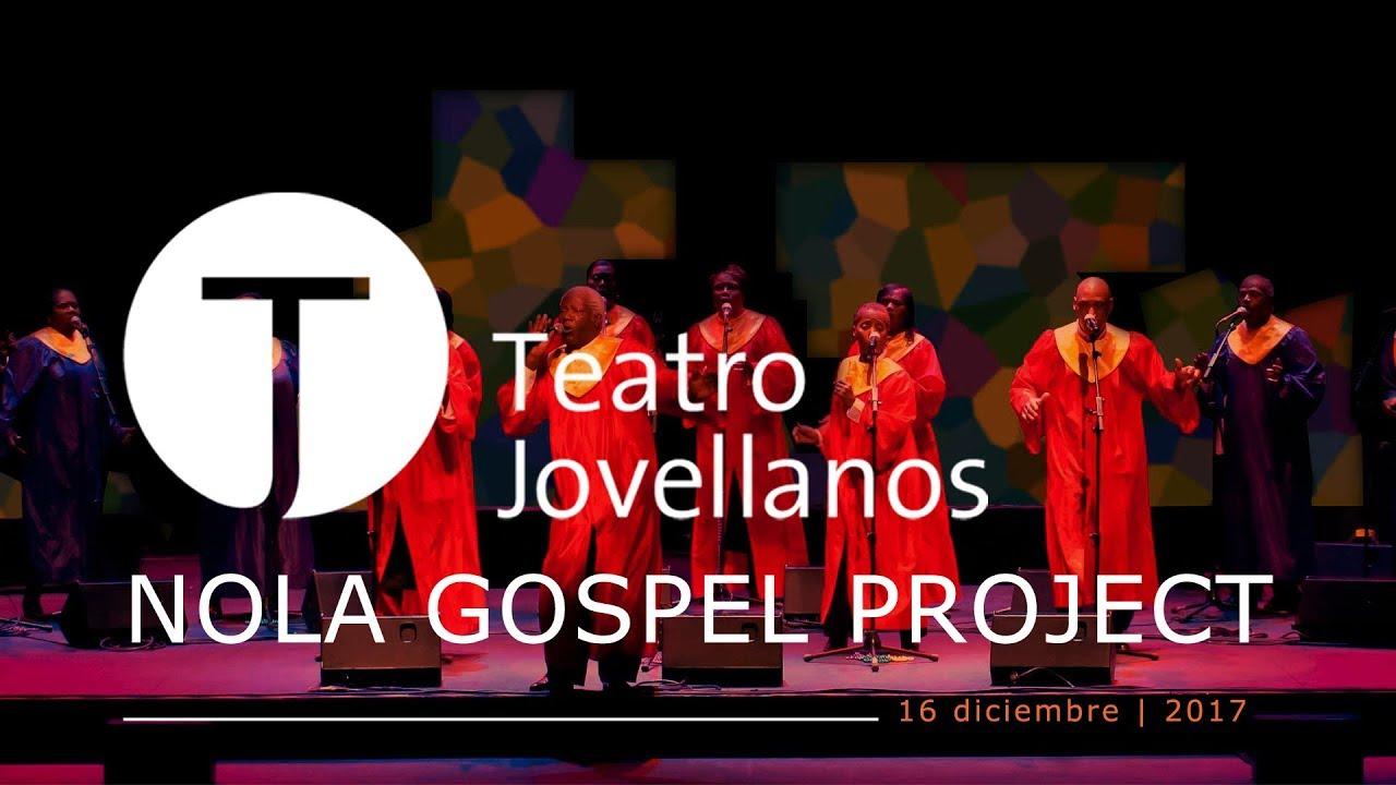 Resultado de imagen de nola gospel project