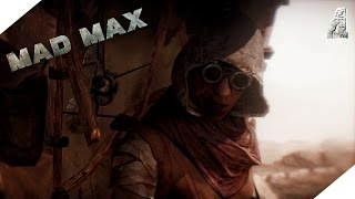 Mad Max - Griffa - Let's Play Mad Max #4 German Gameplay Walkthrough 1080p/60fps/PC Ultra