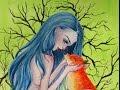 My dear fox - watercolor timelapse