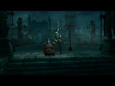 Diablo 3 - Season 10 (DH Solo-Unhallowed Essence) Boss Mode