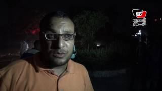 مدير بمعهد السينما: حريق الهرم سببه « ديكور».. ولا خسائر بشرية